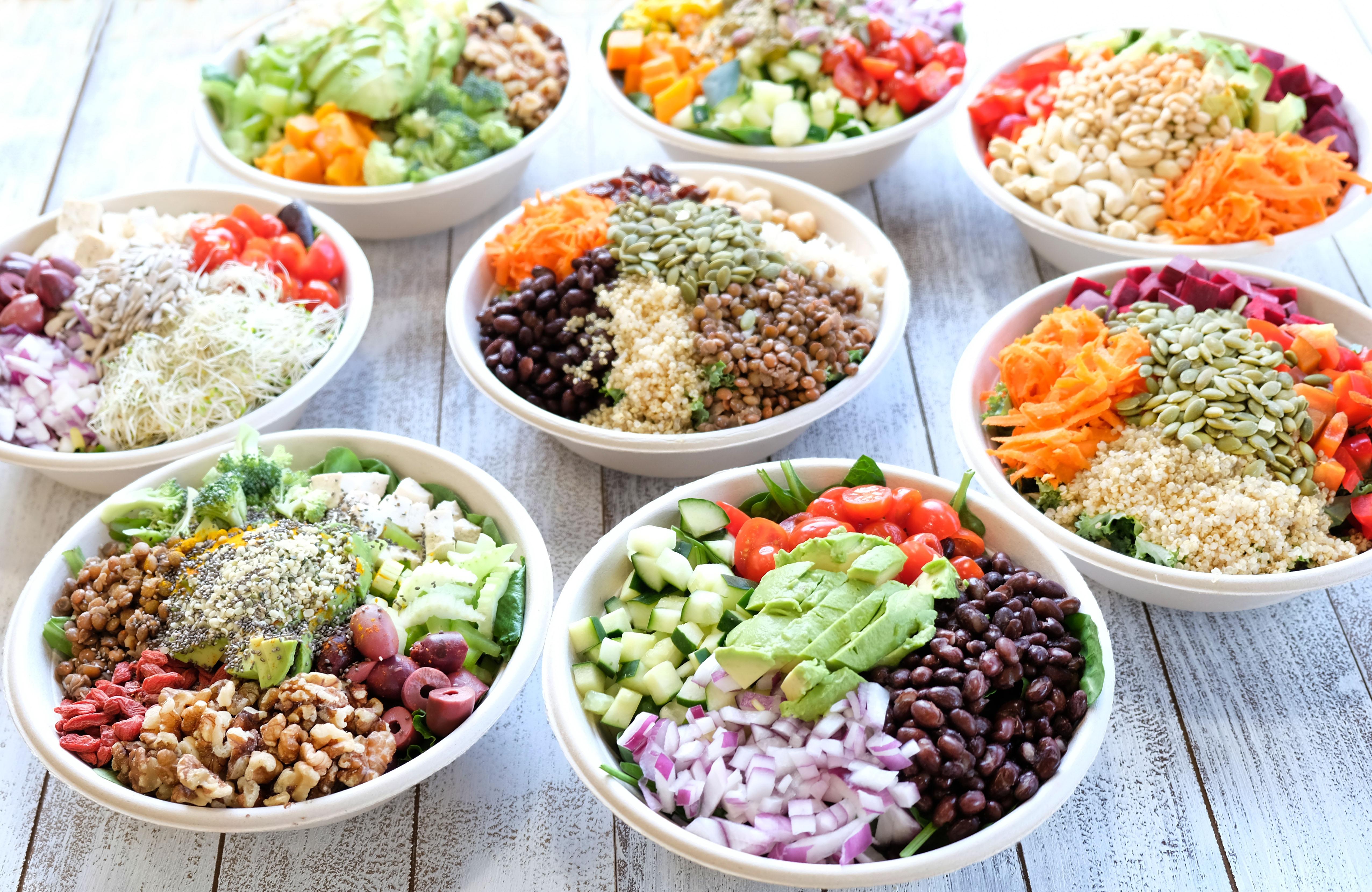 Salads-Horizontal